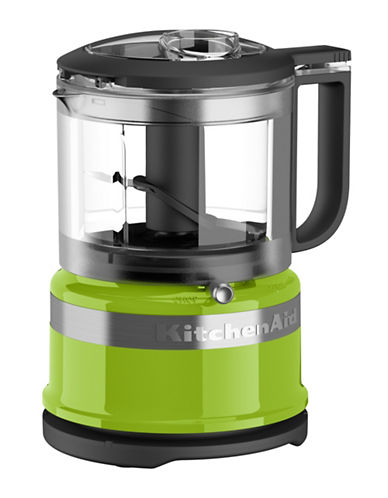 Kitchenaid 3.5 Cup Mini Food Processor-GREEN APPLE-One Size