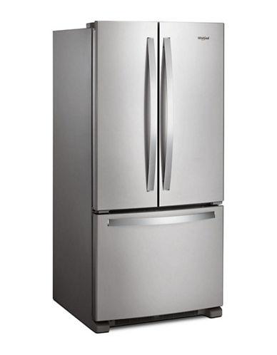 Wrf532snhz 33 Inch Wide French Door Refrigerator 22 Cu Ft