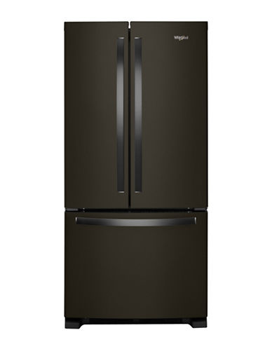 Wrf532snhv 33 Inch Wide French Door Refrigerator 22 Cu Ft Black