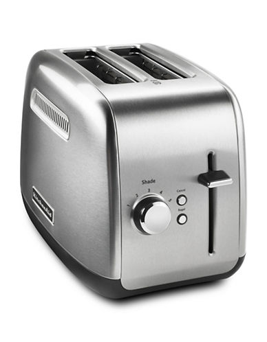 Kitchenaid Two-Slice Stainless Steel Toaster-METAL-One Size 89653490_METAL_One Size