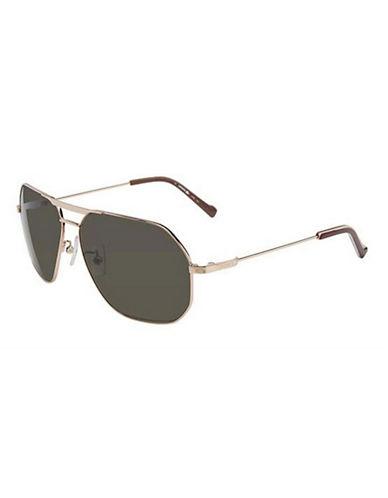 Lacoste L121S Sunglasses-BLUE-One Size