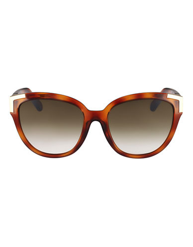 Chloé CE635S Alexi Sunglasses-LIGHT HAVANA-One Size