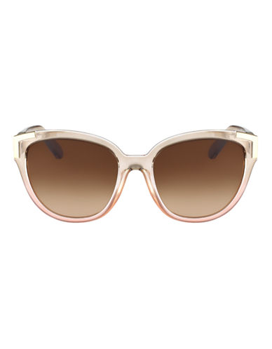 Chloé Cat-eye Alexi Sunglass CE635S-BROWN ROSE-One Size
