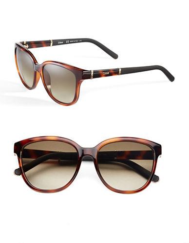 Chloé CE664S Daisy Sunglasses-TORTOISE-One Size