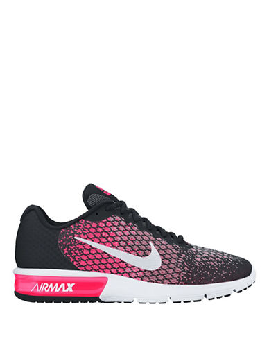 Nike Air Max Sequent 2 Running Shoes-PINK-7 89049155_PINK_7