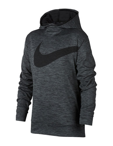 Nike Breathable Training Hoodie-BLACK-Large 89827564_BLACK_Large