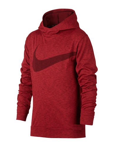 Nike Breathe Training Hoodie-RED-Small 89427311_RED_Small
