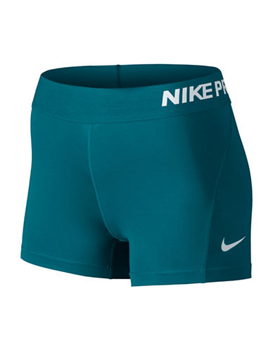 Nike Pro Shorts-BLUSTERY-X-Small