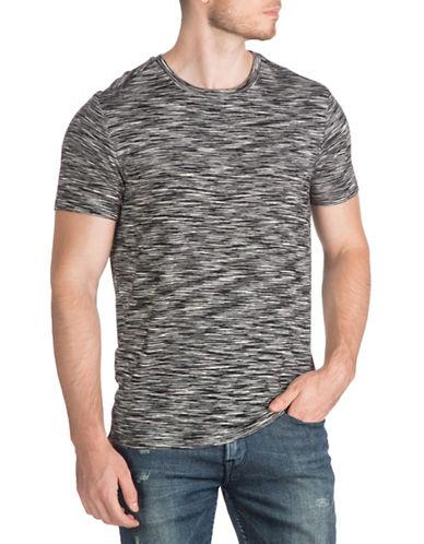Guess Rush Space-Dyed T-Shirt-BLACK-XX-Large 88560055_BLACK_XX-Large
