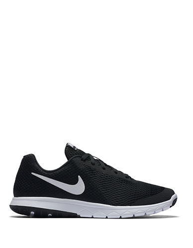 Nike Womens Flex Experience RN 6 Running Shoes-BLACK-8