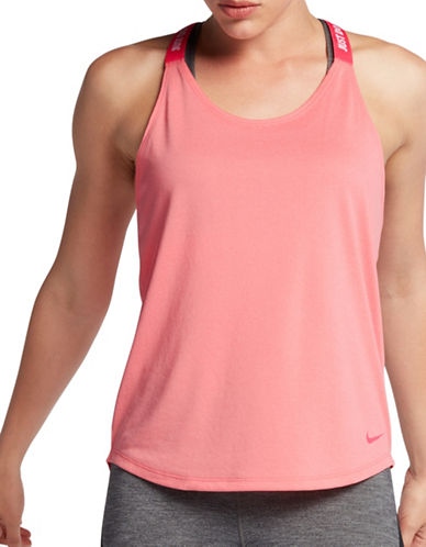 Nike Dry Training Tank-SUNBLUSH-Large