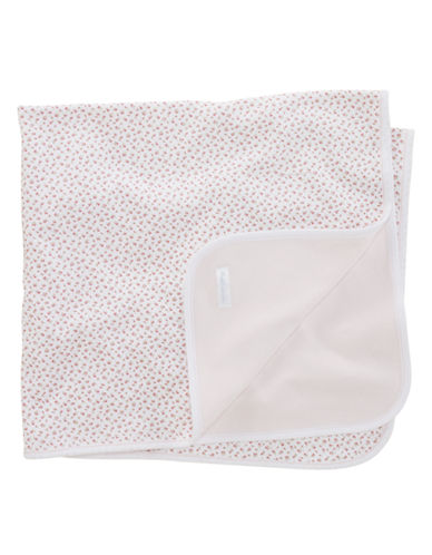 Ralph Lauren Childrenswear Reversible Blanket-WHITE-One Size