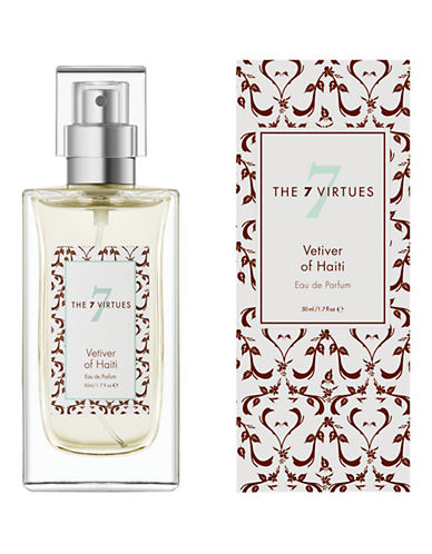 The 7 Virtues Vetiver of Haiti Eau de Parfum Spray-NO COLOUR-50 ml