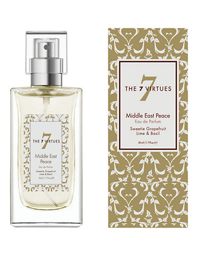 The 7 Virtues Middle East Peace Eau de Parfum Spray-NO COLOUR-50 ml