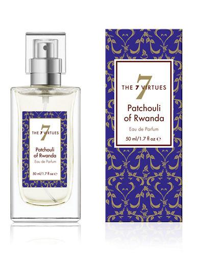 The 7 Virtues Patchouli of Rwanda Eau De Parfum Spray-NO COLOUR-50 ml