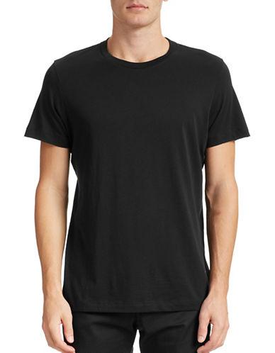 Theory Pima Cotton T-Shirt-BLACK-Medium 87851936_BLACK_Medium