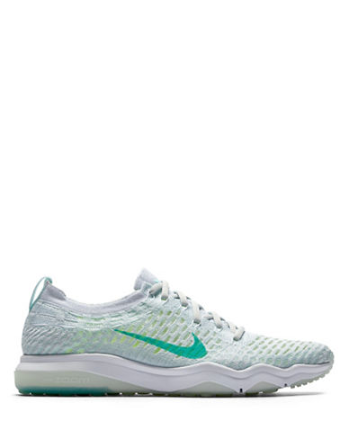 Nike Air Max Flyknit Sneakers-WHITE-9.5