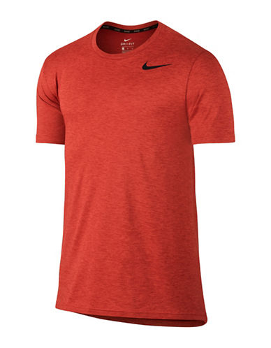 Nike Breathe Training T-Shirt-ORANGE-XX-Large 88925610_ORANGE_XX-Large