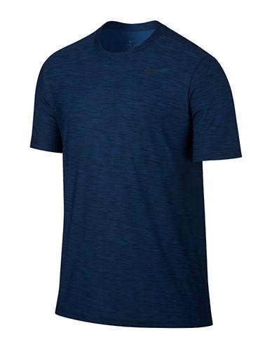 Nike Breathe Training T-Shirt-BLUE-Large 88973815_BLUE_Large