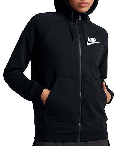 Nike Chandail à capuchon en tissu bouclette Sportswear Rally 90142127