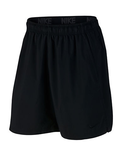 Nike Flex Training Shorts-BLACK-Large 89157710_BLACK_Large