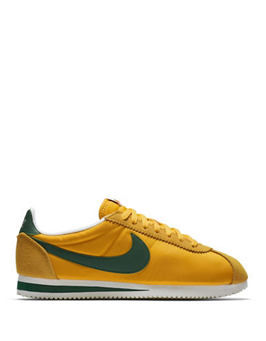 Nike Classic Cortez Sneakers-YELLOW-11