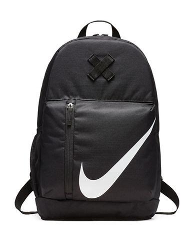 Nike Elemental Backpack-CHARCOAL-One Size