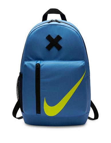 Nike Elemental Backpack-BLUE-One Size