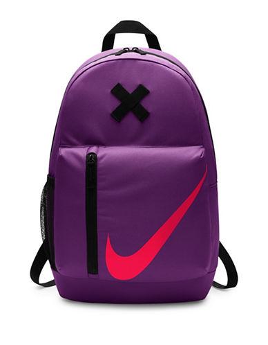 Nike Elemental Backpack-PURPLE-One Size