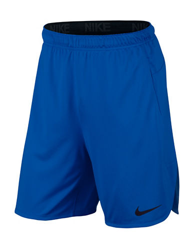 Nike Dry Training Shorts-BLUE-X-Large 88925614_BLUE_X-Large