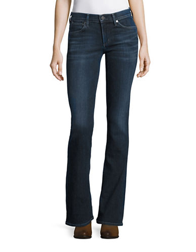 Citizens Of Humanity Emmanuelle Slim Boot Jeans-BLUE-31
