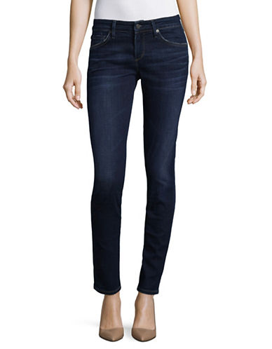 Citizens Of Humanity Arielle Starlite Slim-Fit Jeans-STARLITE-28