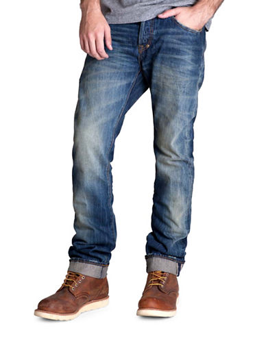 Prps Demon Selvedge Jeans-BLUE-29X34
