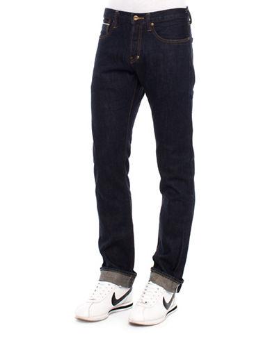 Prps Rinse Demon-Selvedge Jeans-BLUE-30X34