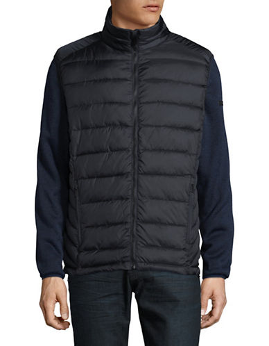 London Fog 3-in-1 System Jacket-BLUE-Medium