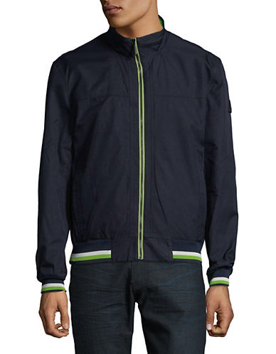 F.O.G. By London Fog Pembroke Track Jacket-BLUE-Small 89752945_BLUE_Small