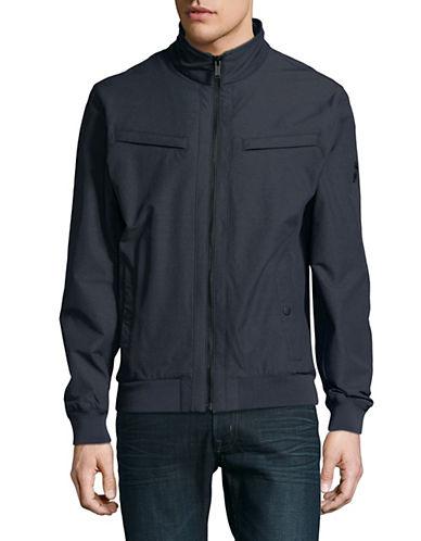 Michael Michael Kors Soft Shell Baracuda Jacket-GREY-Large 89968041_GREY_Large