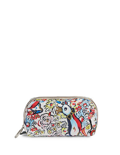 Lesportsac Essential Makeup Pouch-MULTI-One Size