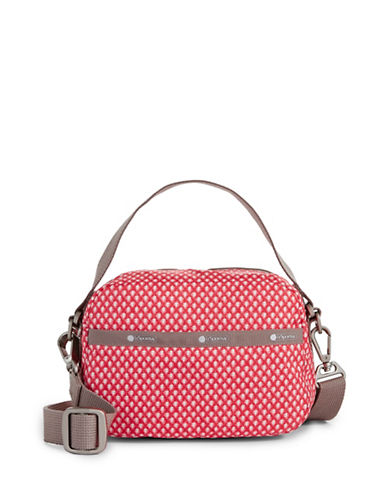 Lesportsac Cafe Convertible Pouch-BLOOM-One Size