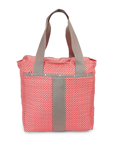 Lesportsac Printed Everyday Tote-BLOOM-One Size