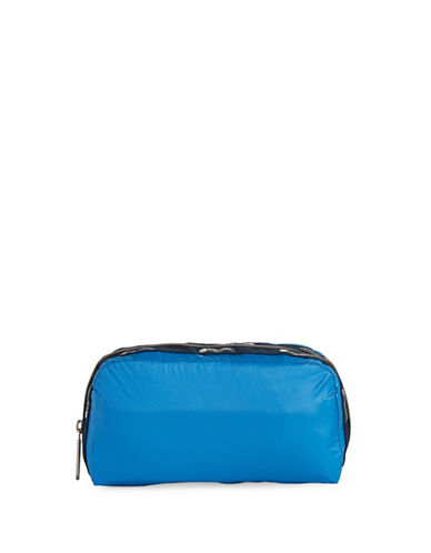Lesportsac Essential Makeup Pouch-TRUE BLUE-One Size