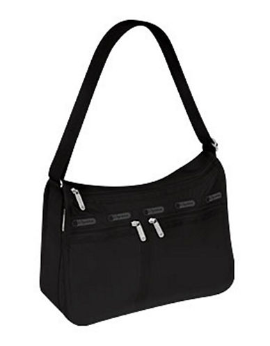 Lesportsac Deluxe Everyday Bag-BLACK-One Size