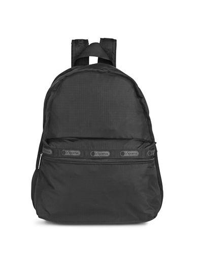 Lesportsac Basic Backpack-BLACK-One Size