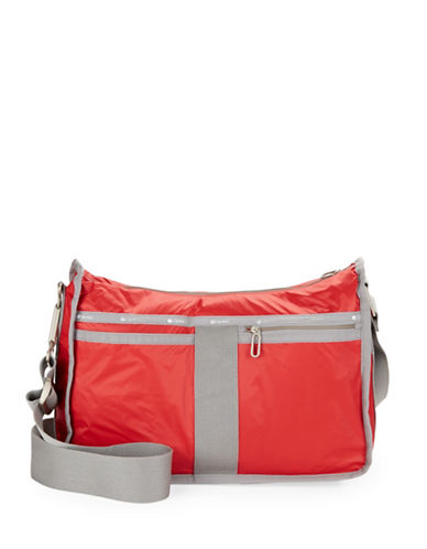 Lesportsac Everyday Shoulder Bag-RED-One Size