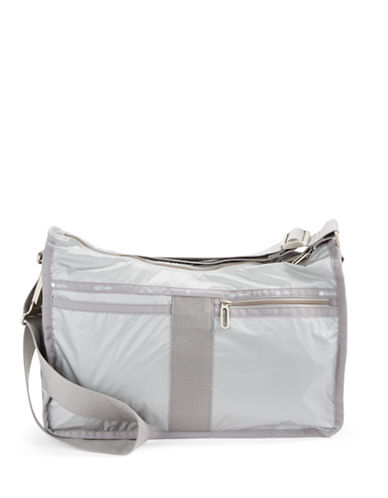Lesportsac Everyday Shoulder Bag-SILVER-One Size