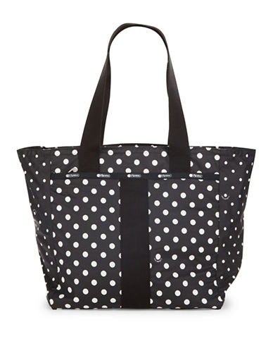 Lesportsac Everyday Tote-BLACK-One Size 88725087_BLACK_One Size