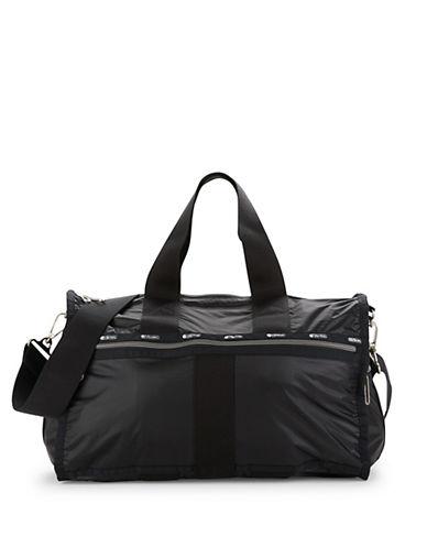 Lesportsac Weekender Duffle Bag-BLACK-One Size