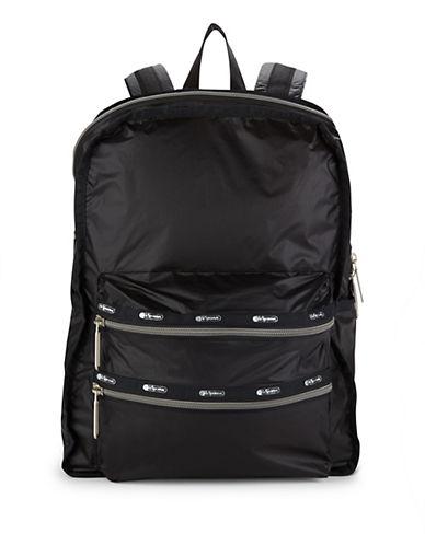 Lesportsac Functional Backpack-BLACK-One Size