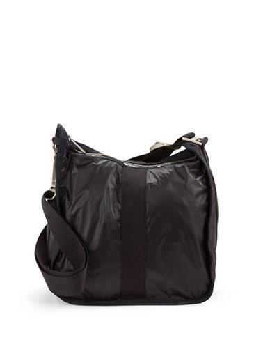 Lesportsac Weekender Hobo Bag-BLACK-One Size