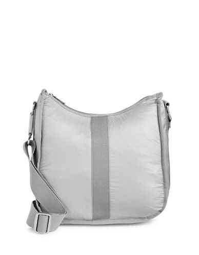 Lesportsac Weekender Hobo Bag-GREY-One Size